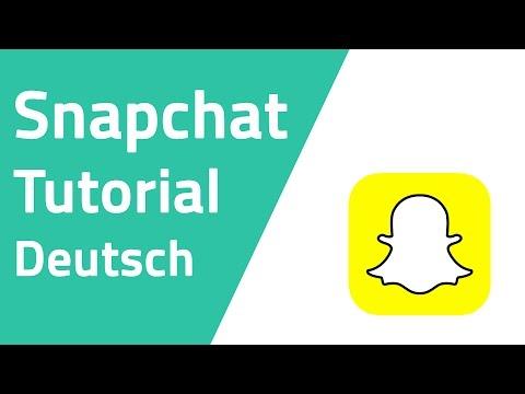 Was ist Snapchat? - Tutorial Deutsch