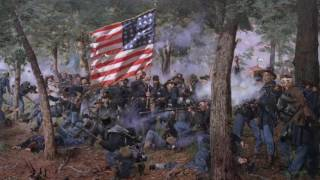 This Is Why We Stand: Battle Of Gettysburg, Rufus Dawes At The Railroad Cut