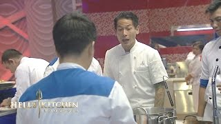 Video EP02 PART 5 - Hell's Kitchen Indonesia MP3, 3GP, MP4, WEBM, AVI, FLV Maret 2019
