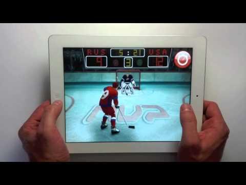 Video of Hockey MVP