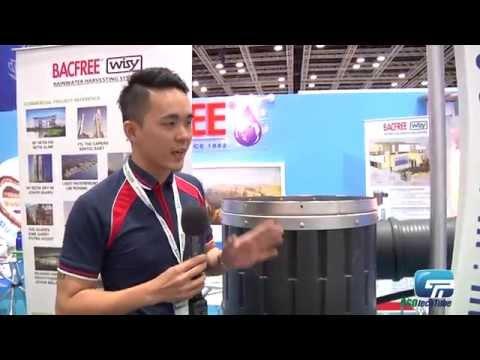 Bacfree - Rainwater Harvesting System