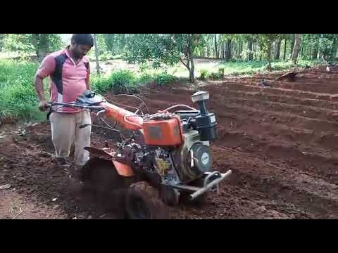 9hp new technology Kubota Power Tiller