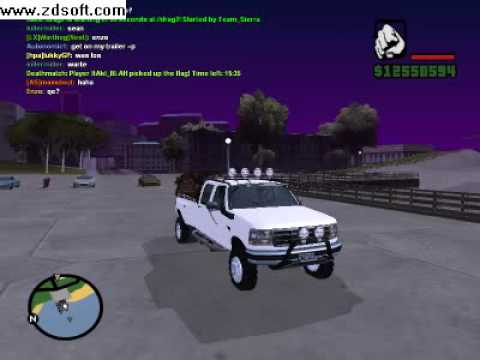 silverado 3500 4x4 diesel gta san andreas mod car interior design. Black Bedroom Furniture Sets. Home Design Ideas