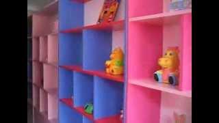 Estantes de MELAMINA   www.mueblespives.com