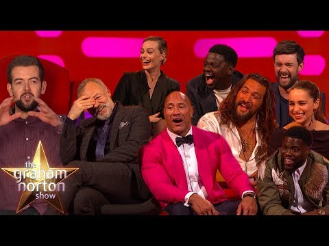 The Best Red Chair Stories On The Graham Norton Show Part One