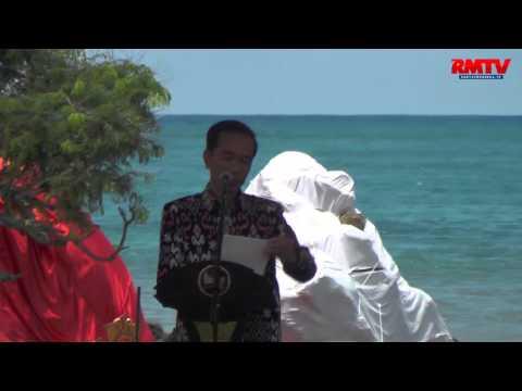 Jokowi Janjikan Mega Proyek Bypass Lembar-Kayangan
