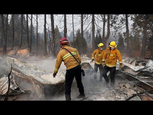 Καλιφόρνια: Υπό πλήρη έλεγχο η φονική πυρκαγιά