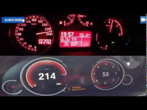 272 hp alfa romeo 147 jtd vs bmw 530d