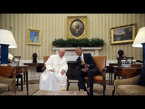 ΗΠΑ: Η 5χρονη Σοφία που «έκλεψε» την καρδιά του Πάπα