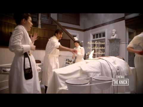 The Knick Season 1: Under Construction - Operating Theater (Cinemax)