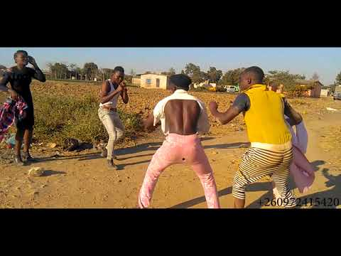 Zambian comedy kanchule FAKE GIRL