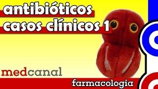 Primeiro vídeo de casos clínicos sobre o uso de antibióticos, abordando o assunto do vídeo 1, sobre penicilinas. Veja o vídeo: https://www.youtube.com/watch?...