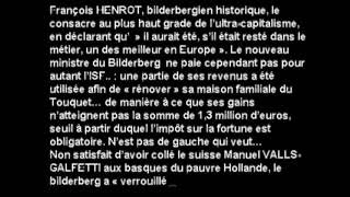 Video Macron membre du Bilderberg MP3, 3GP, MP4, WEBM, AVI, FLV Oktober 2017