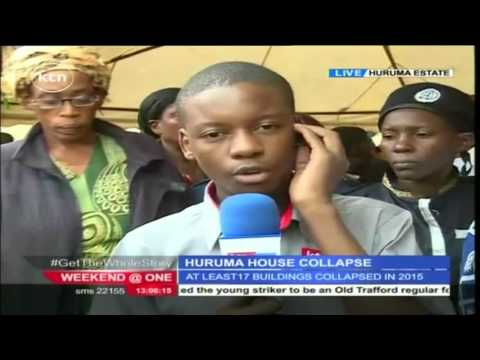 KTN Weekend at One Full Bulletin, May 1St, 2016