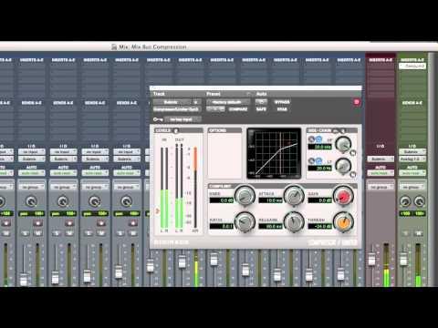 5 Minutes To A Better Mix: Mix Bus Compression – TheRecordingRevolution.com