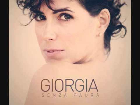 Immagine della canzone Giorgia riflesso di me di Giorgia