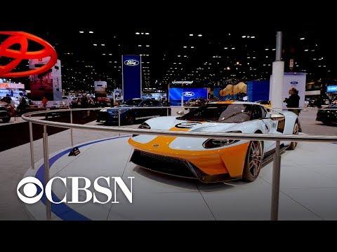 Touring the 2019 Chicago Auto Show