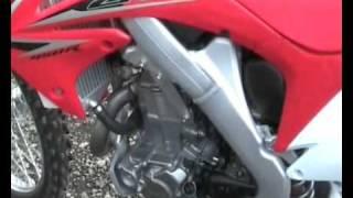 5. Honda CRF 450 R 2009