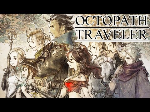 OCTOPATH TRAVELER - RPG Sensacional!!!!! [ Nintendo Switch - Gameplay ]