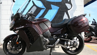 3. 2012 Kawasaki Concours 14 ABS ... Fully Loaded Sport Touring Machine