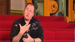 The Ghibli Museum Interview with John Lasseter