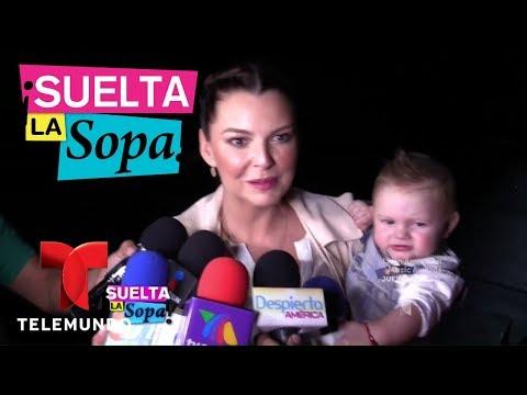 Notícias dos famosos - ¿Marjorie de Sousa necesita un permiso para viajar con su hijo?  Suelta La Sopa  Entretenimiento