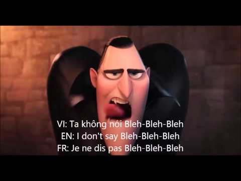Hotel Transylvania 2: Dennis's First Word (HT2 Funny Moment)
