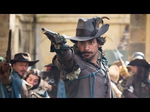 The Musketeers 1.02 Preview