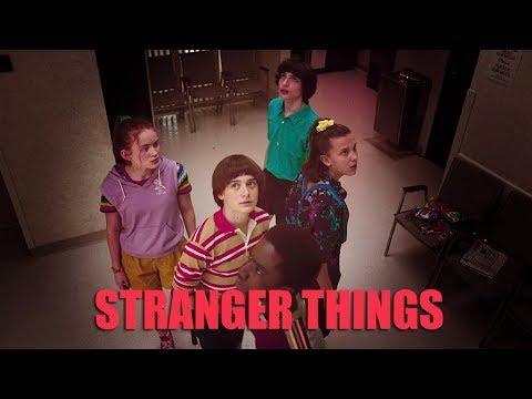 The Pointer Sisters - Neutron Dance (Lyric video) • Stranger Things | S3 Soundtrack