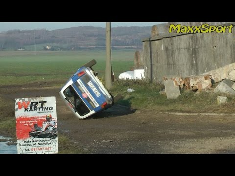 Rally Crash Compilation 2014 Part 3