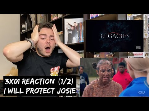 LEGACIES - 3x01 'WE'RE NOT WORTHY' REACTION (1/2)