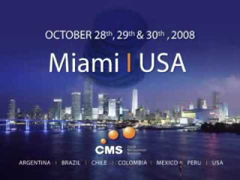 Credit & Collection Symposium of the Americas, Miami 2008