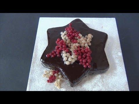torta a stella natalizia - la videoricetta