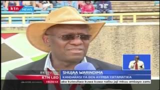 KTN Leo:  Shujaa Wanyakua Taji La Safari 7's,26/9/2016