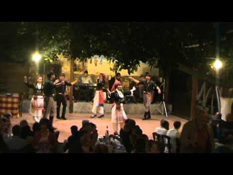 Video Arolithos Traditonal Cretan Village-Hotel