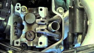 8. 09 - 12 Honda CRF450R - Valve Clearance Adjustment - Do it RIGHT!