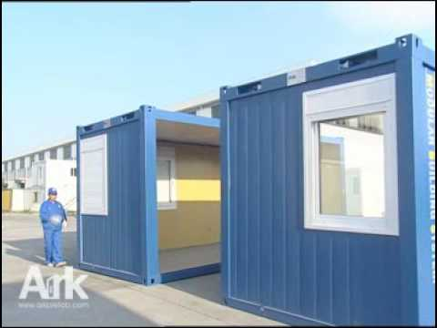 Assembly Linking KIT of ARK Flatpack Office Container/Cabin