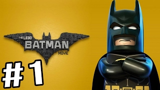 The LEGO Batman Movie is here in LEGO Dimensions Story pack. Gameplay Part 1 of LEGO Batman Movie.