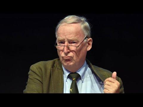 Alexander Gauland (AFD) kritisiert Entscheidung des E ...