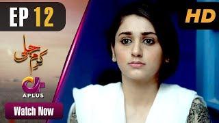 Video Pakistani Drama   Karam Jali - Episode 12   Aplus Dramas   Daniya, Humayun Ashraf MP3, 3GP, MP4, WEBM, AVI, FLV Januari 2019