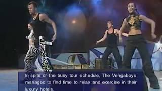 Vengaboys in India Video
