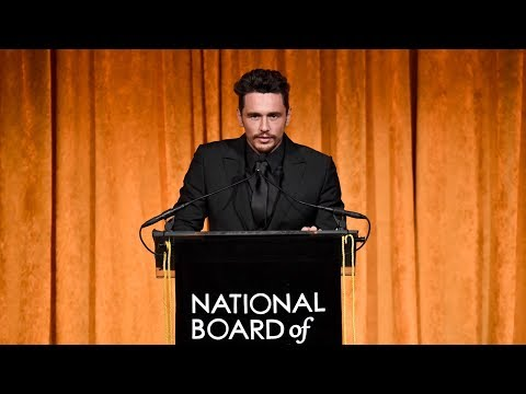 James Franco and the Time's Up Movement