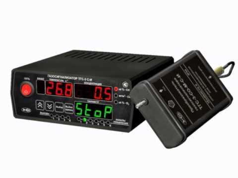Газосигнализатор ТГС-3/8-С-И-16Р Артикул: ТГС-3/8-С-И-16Р. Производитель: ЭКСИС.