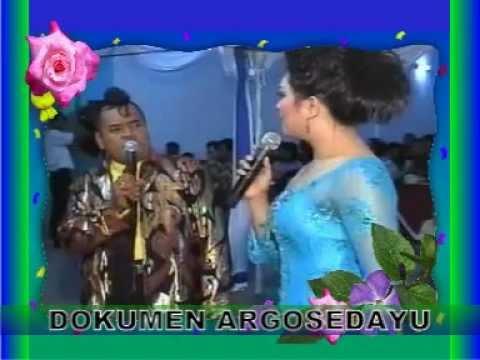 Kenthus vs Wawin Laura, Campursari Lucu Ngakak