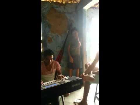 Talento Escondido Na Região De Souto Soares BA Wellington Canta Muito