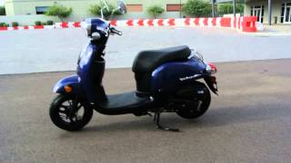 6. Honda METROPOLITAN - Go AZ Motorcycles