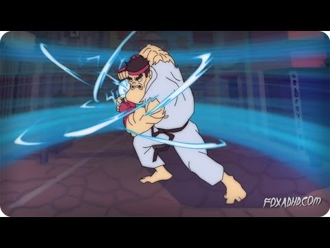 Def - In every game, Ryu's Ultra Fireball takes longer and longer. Ain't nobody got time for that! Subscribe now for more Animation Domination High-Def clips: http...