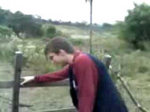 Guilherme vomitando na volta de Rio Espera!!!! PARTE 2