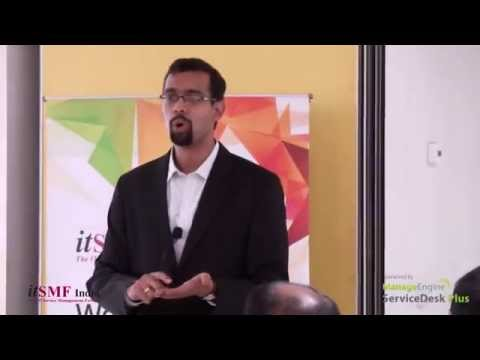 itSMF '14 – Chennai Chapter Launch