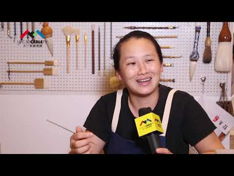 金沙體驗工作坊邀工匠展陶藝技巧